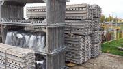 498 m² gebrauchtes Gerüst Layher