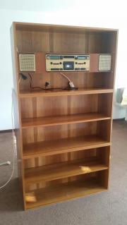 50er Jahre Bücherregal