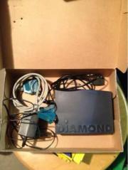 56 K Diamond Internet- Modem