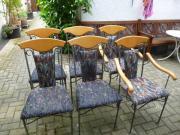 6 Esszimmer-Stühle/