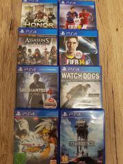 8 PS4 Spiele