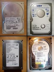 80 GB Festplatte,