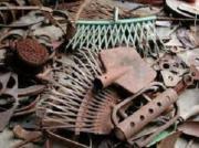 Abholung Schrott Metall