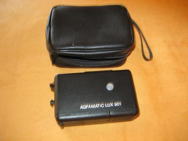 Agfamatic Lux 901 Blitzgerät mit