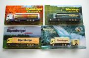 Ahornberger Landbrauerei Trucks