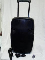 Akku-Bluetooth-Lautsprecher