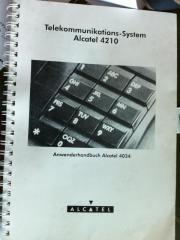 Alcatel 4020 Telefonanlage komplett zuu