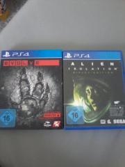 alien Isolation vs