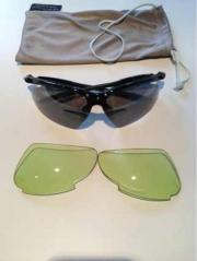 Alpina Sonnenbrille mit 2 Paar