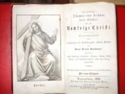 Alte Gebets-und Gesangsbücher