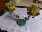 Alte Kerzenstender