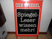 ALTER WERBAUFSTELLER SPIEGEL-