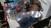 Aluminium Set Kochgeschirr