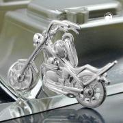 Anhänger Shopper Motorrad