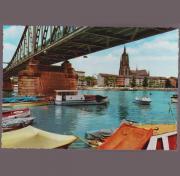 Ansichtskarte Frankfurt Main mit Dom
