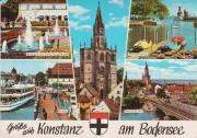 Ansichtskarte Konstanz am