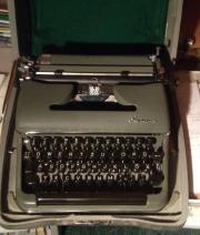 olympia koffer schreibmaschine gebraucht kaufen 3 st bis 65 g nstiger. Black Bedroom Furniture Sets. Home Design Ideas