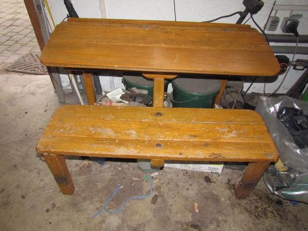 antike schulbank kinderschreibtisch in lustadt sonstige m bel antiquarisch kaufen und. Black Bedroom Furniture Sets. Home Design Ideas