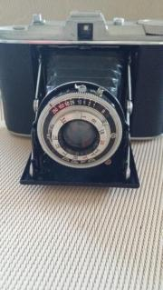 Antiker Fotoapparat Agfa