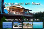 Apartment Kroatien Insel