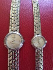 Armbanduhren 2 Geneves Herren und