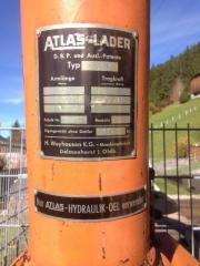 ATLAS Lader, Mistbagger,