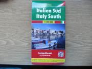 Autokarte Italien Süd