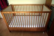 Baby-Kinderbett/Gitterbett