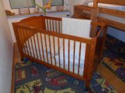 Baby oder Kinderbett