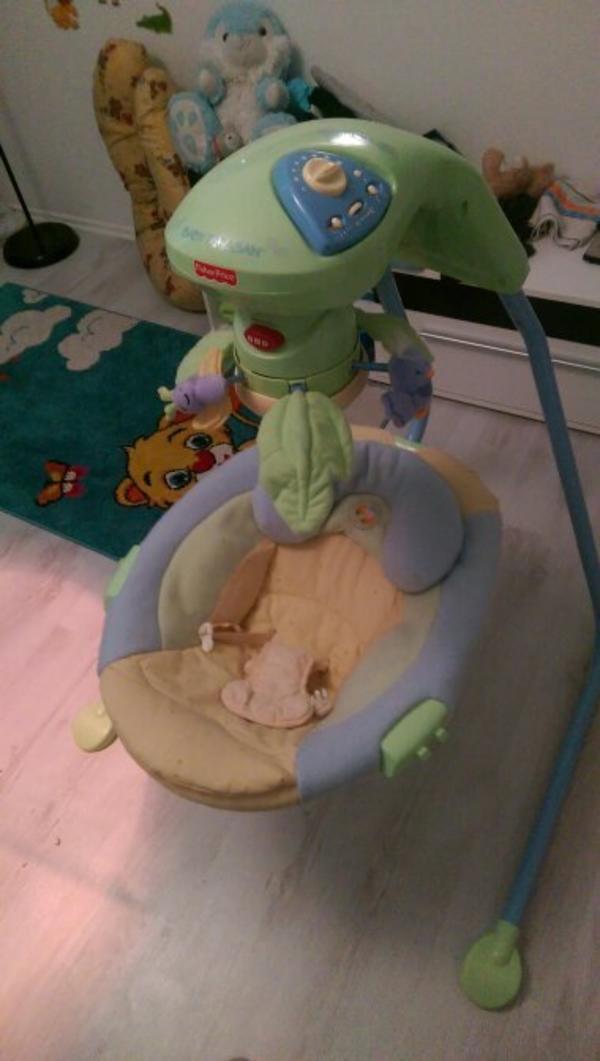 babyschaukel elektrisch neu und gebraucht kaufen bei. Black Bedroom Furniture Sets. Home Design Ideas