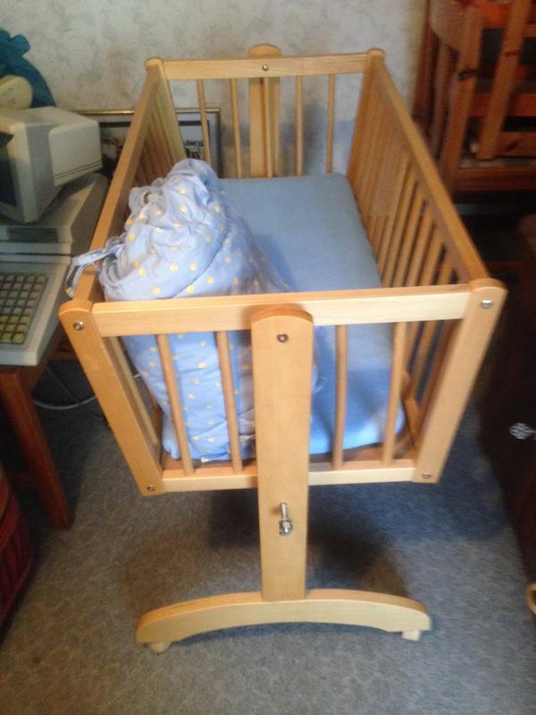 matratze 85x38 babywiege gebraucht kaufen nur 4 st bis 70 g nstiger. Black Bedroom Furniture Sets. Home Design Ideas