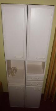 Badezimmer-Hängeschränke