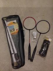 Badminton Federball Sets 2 x