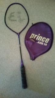Badmintonschläger Prince Axis 50 mit
