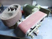 Bandschleifmaschine 380V Drehstrom