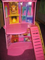 Barbie Schloss  Kinder Baby  Spielzeug  gnstige Angebote