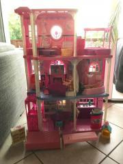 Barbie Haus ,Zug