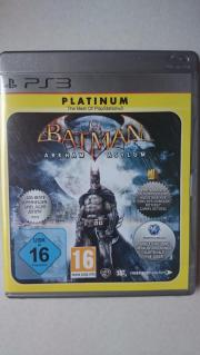 Batman Arham Asylum