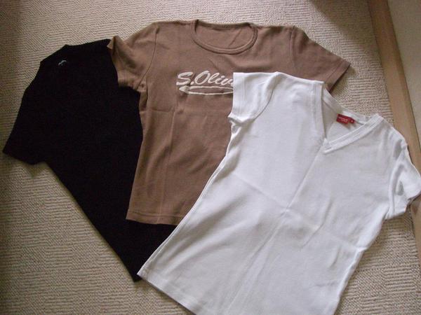 Bekleidungspaket Mädchenbekleidung Mädchenkleidung 3 Shirts