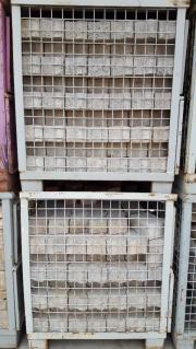 Beton Pflastersteine grau