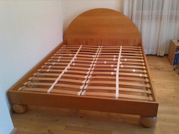 bett von gruene erde in winterbach betten kaufen und. Black Bedroom Furniture Sets. Home Design Ideas
