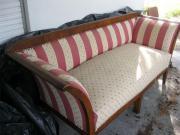 Biedermeier Sofa zu