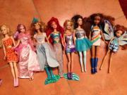 biete gebrauchte Barbie``