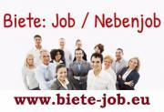 Biete: Job - Nebenjob