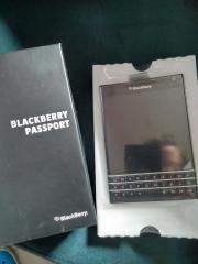 Blackberry Passport neu