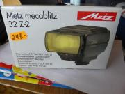 Blitzlicht Metz mecablitz
