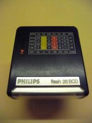 Blitzlicht von Philips