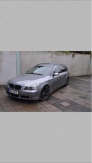 BMW 520d sehr