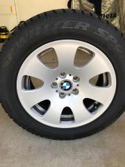 BMW Winterreifen mit
