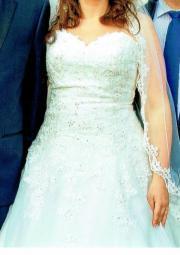 Brautkleid Desigerin Stella